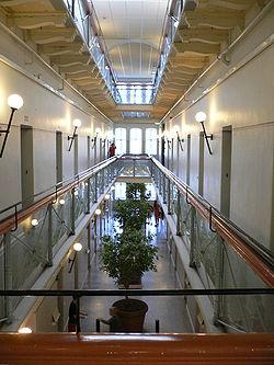 hostel in prison