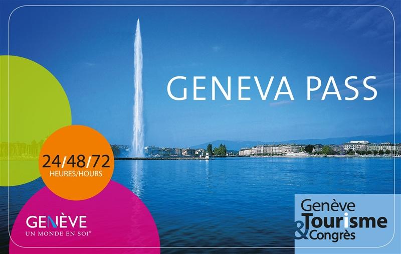 скидочная карта туриста в Женеве Geneva Pass