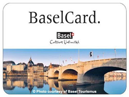 карточка туриста в Базеле