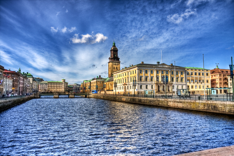 Гетеборг, Швеция