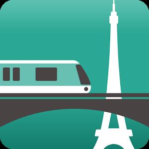 транспорт в Париже - приложение