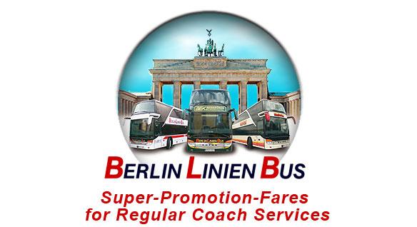berlin linien bus company logo