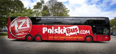 polskibus coach