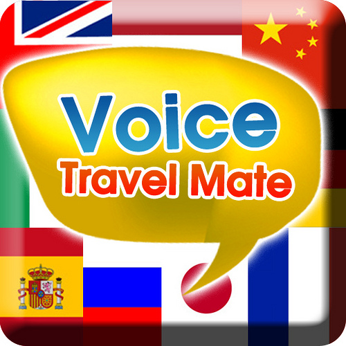 voice travel mate логотип